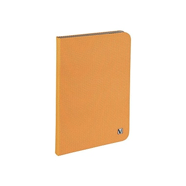 Verbatim 98102 Rubber Folio Case for Apple iPad Mini 1/2/3, Tangerine Orange