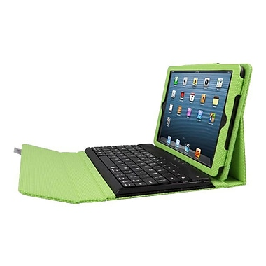 Ergoguys iPad Mini Case with Detachable Bluetooth Keyboard, Lime