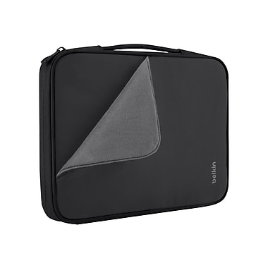 Belkin Business Sleeve For 10in. Tablet and iPad 4, Black