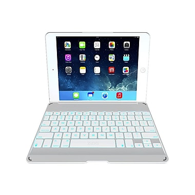 Zagg® Zaggkeys Keyboard Case For Apple iPad Air, White