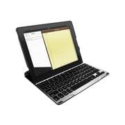 Zagg® ZAGGkeys Profolio Keyboard/Cover Case For Apple iPad 4, Black