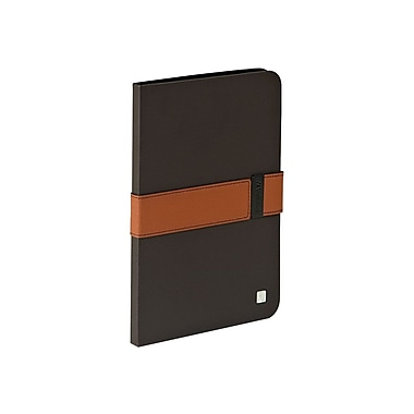 Verbatim® Signature Carrying Case For iPad Mini With Retina Display, Mocha/Tan