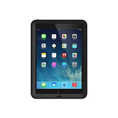 LifeProof® Fre Case Cover For iPad Air, Black