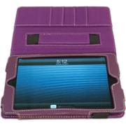 Kyasi™ London All Business Carrying Case For iPad Mini, Deep Purple