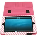 Kyasi™ London All Business Carrying Case For iPad Mini, Wobbly Pink