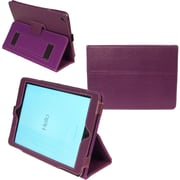 Kyasi™ London All Business Carrying Case For iPad Air, Deep Purple