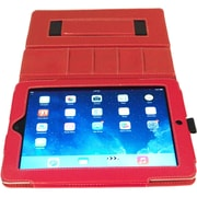 Kyasi™ London All Business Carrying Case For iPad 2/3/4, Rad Red