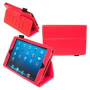 Kyasi™ London All Business Carrying Case For iPad Mini, Rad Red