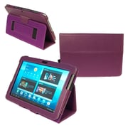 Kyasi™ London All Business Carrying Case For 10.1 Galaxy Tab 2, Deep Purple