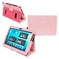 Kyasi™ London All Business Carrying Case For 10.1in. Galaxy Tab 2, Woobly Pink