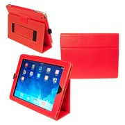 Kyasi™ Seattle Classic Carrying Case For iPad 2/3/4, Rad Red