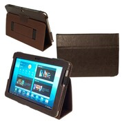 Kyasi™ Seattle Classic Carrying Case For 10 Galaxy Tab 2, Buckskin Brown