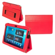 Kyasi™ Seattle Classic Carrying Case For 10.1 Galaxy Tab 2, Rad Red