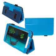 Kyasi™ Seattle Classic Carrying Case For 8 Galaxy Tab 3, October Blue
