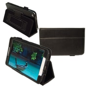 Kyasi™ Seattle Classic Carrying Case For 8 Galaxy Tab 3, Onyx Black