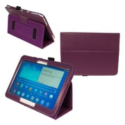 Kyasi™ Seattle Classic Carrying Case For 10.1 Galaxy Tab 3, Deep Purple