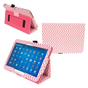 Kyasi™ Seattle Classic Carrying Case For 10.1 Galaxy Tab 3, Wobbly Pink
