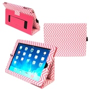 Kyasi™ London All Business Carrying Case For iPad 2/3/4, Wobbly Pink