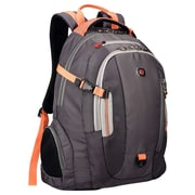 Wenger® SwissGear® Commute Backpack With Tablet Pocket For 16 Notebooks, Gray