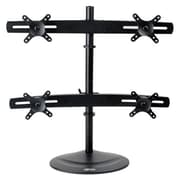 Tripp Lite® DDR1026MQ Quad Full Motion Desk Mount For 26 Flat Panel Display