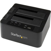 "StarTech SDOCK2U33RE USB 3.0/eSATA to 2.5/3.5"" SATA HDD/SSD Duplicator Dock"