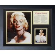 Legends Never Die Marilyn Monroe - Color Portrait Framed Memorabili