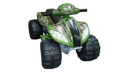 Fun Wheels True Timber Camo Max Quad