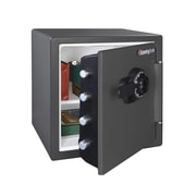 SentrySafe Water Resistant Combination Lock Fire Safe 1.23 CuFt