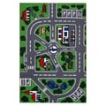 Fun Rugs Fun Time Streets Kids Rug; 5'3'' x 7'6''