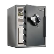 SentrySafe Water Resistant Combination Lock Fire Safe 2.05 CuFt
