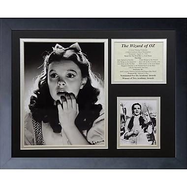 Legends Never Die Wizard of Oz - Dorothy Framed Memorabili