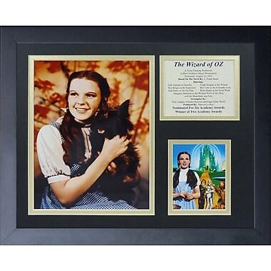 Legends Never Die Wizard of Oz - Dorothy Color Framed Memorabili