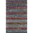 Safavieh Cape Cod Blue / Multi Colored Rug; 3' x 5'
