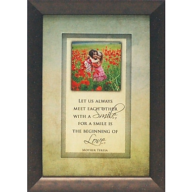 Artistic Reflections Let Us Always Meet Each Other by Brett West Framed Graphic Art