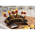 Cypress Ceramic Arch Hors D'oeuvres (Set of 2)