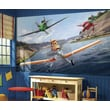 RoomMates in.Disney Planesin. Chair Rail Prepasted XL Wallpaper Mural