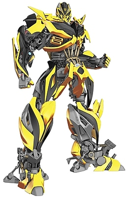 """""""""""RoomMates """"""""""""""""Transformers: Age of Extinction Bumblebee"""""""""""""""" Peel and Stick Giant Wall Decal"""""""""""" 1236045"""