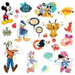 """RoomMates """"Mickey & Friends - Animated Fun"""" Peel and Stick Wall Decal"""