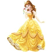 "RoomMates ""Disney Princess Belle"" Giant Wall Decal"