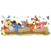 "RoomMates ""Winnie The Pooh Outdoor Fun"" Giant Wall Decal"