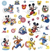 "RoomMates ""Mickey and Friends - Mickey Mouse Clubhouse Capers"" Peel and Stick Wall Decal"