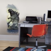 "RoomMates ""Godzilla City Wall Graphix"" Peel and Stick Wall Decal"