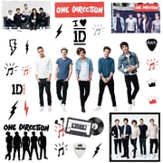 RoomMates 1 Direction - I Love ID Peel and Stick Wall Decal