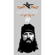 RoomMates Duck Dynasty - Jase Peel and Stick Giant Wall Decal