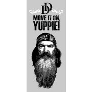 RoomMates Duck Dynasty Phil Peel and Stick Giant Wall Decal