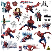 RoomMates 32 Piece The Amazing Spider Man 2 Peel and Stick Wall Decal
