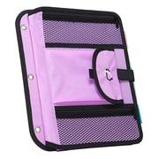 Case It ACC-21 5-TAB Expanding File, Lavender