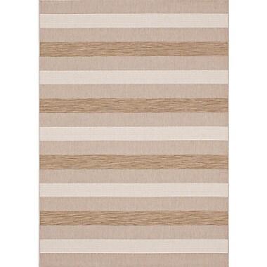 Balta Rugs 47009058.160225 5'x8' Indoor/Outdoor Rug, Brown