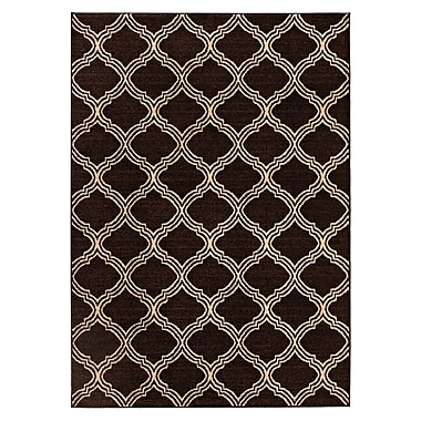 Balta Rugs 26236890.160225 5'x8' Indoor Area Rug, Black