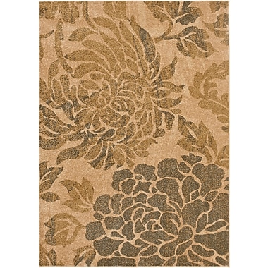 Balta Rugs 26212460.240305 8'x10' Indoor Area Rug, Ivory/Tan